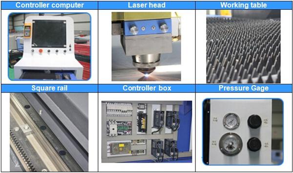 Kiina laserleikkauskone 2