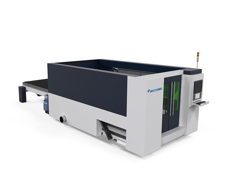 ruostumattomasta teräksestä valmistettu laserleikkauskone
