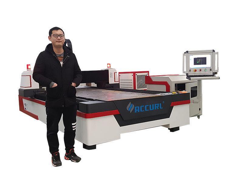 YAG laserleikkauskone